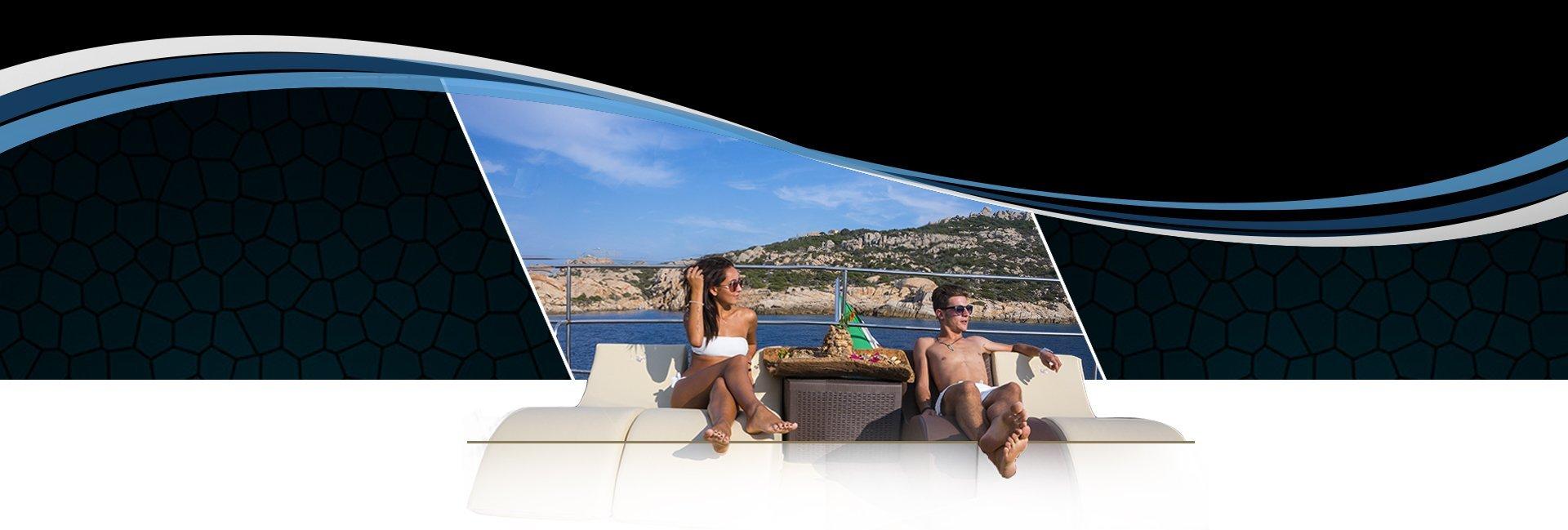 Visitare La Maddalena in barca