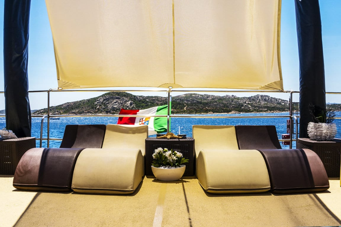 escursione esclusiva Virginia Motor Yacht