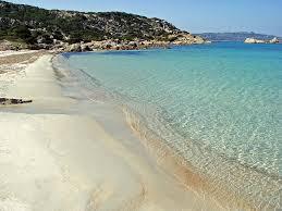 Spiaggia Bassa Trinità isola di La Maddalena Sardegna