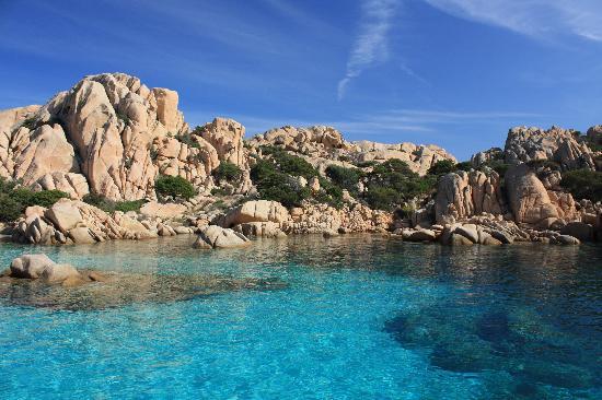 Caprera: L'isola dell'arcipelago di La Maddalena