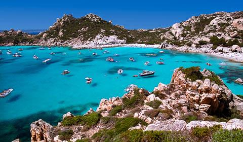 Spargi: L'isola dell'arcipelago di La Maddalena