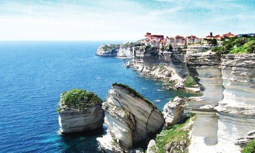 Corsica Maxi Tour in Barca